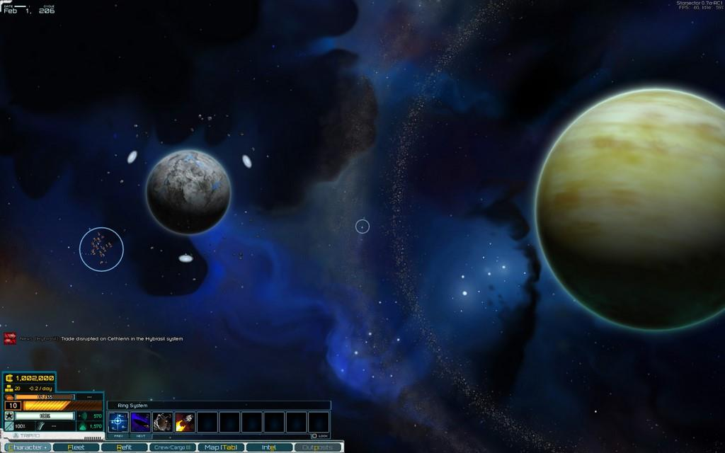 Starsector Preview - Gaming Nexus
