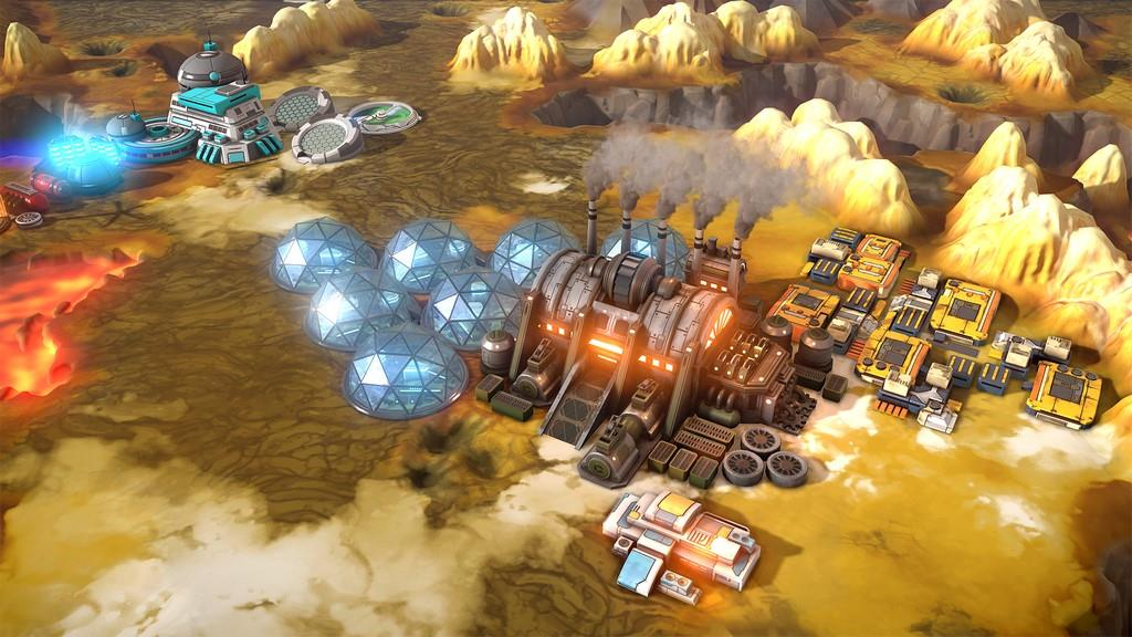 Offworld Trading Company Jupiter's Forge