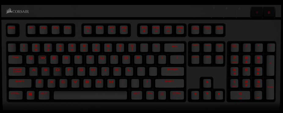 Strafe Mechanical Keyboard
