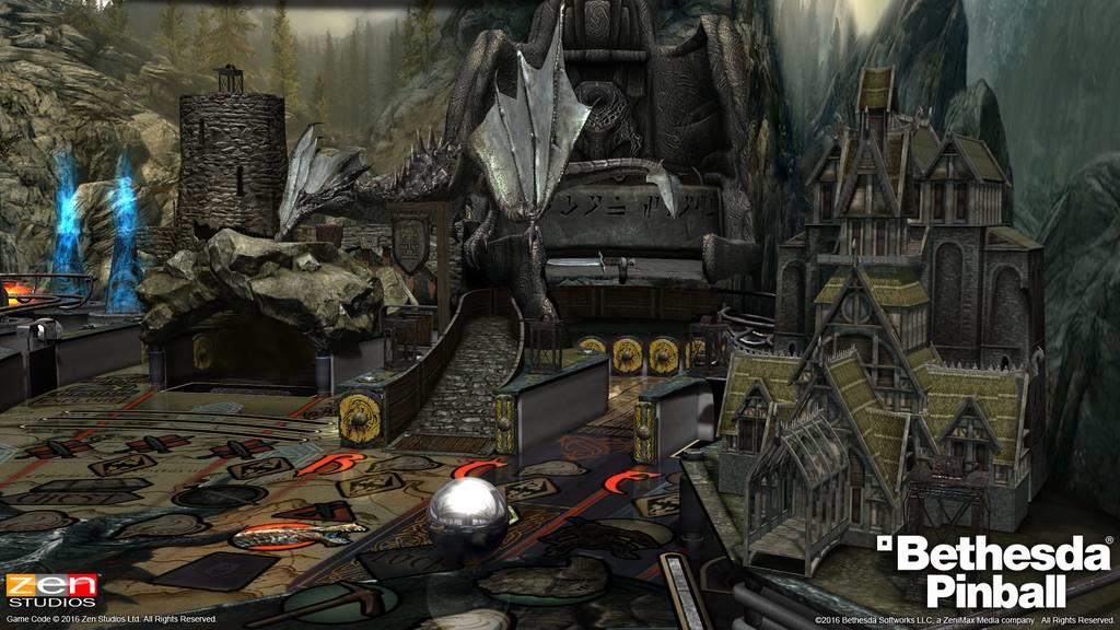 Pinball FX3: Bethesda Pinball Review - Gaming Nexus