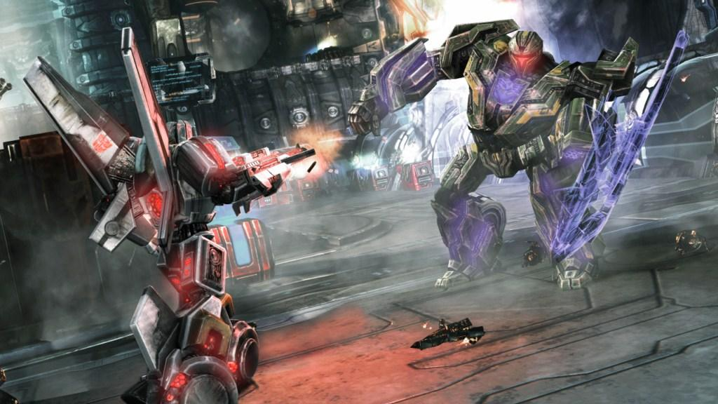 Transformers: War for Cybertron - Hands on