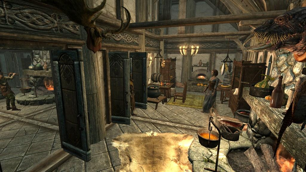 The Elder Scrolls V: Skyrim Hearthfire