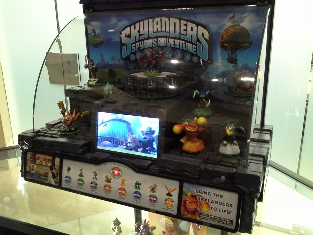 Skylanders SWAP Force Studio Tour