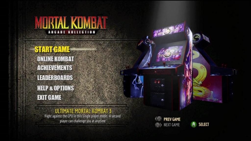 Mortal Kombat Arcade Kollection Review - Gaming Nexus