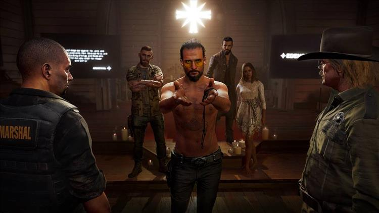 Building the Father: How Drew Holmes and Greg Bryk gave birth to Far Cry 5's Joseph Seed