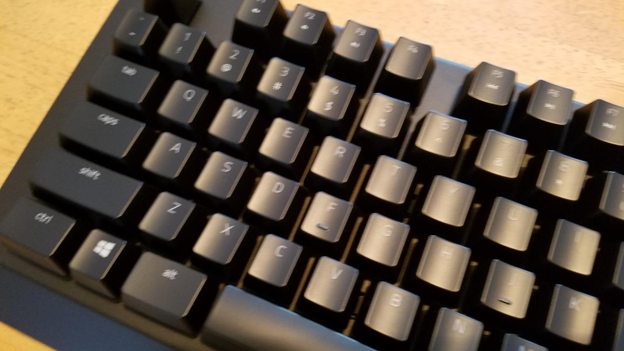 how to clean blackwidow x chroma
