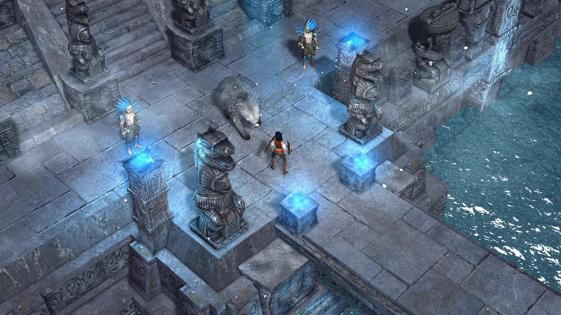 Aluna: Sentinel of Shards