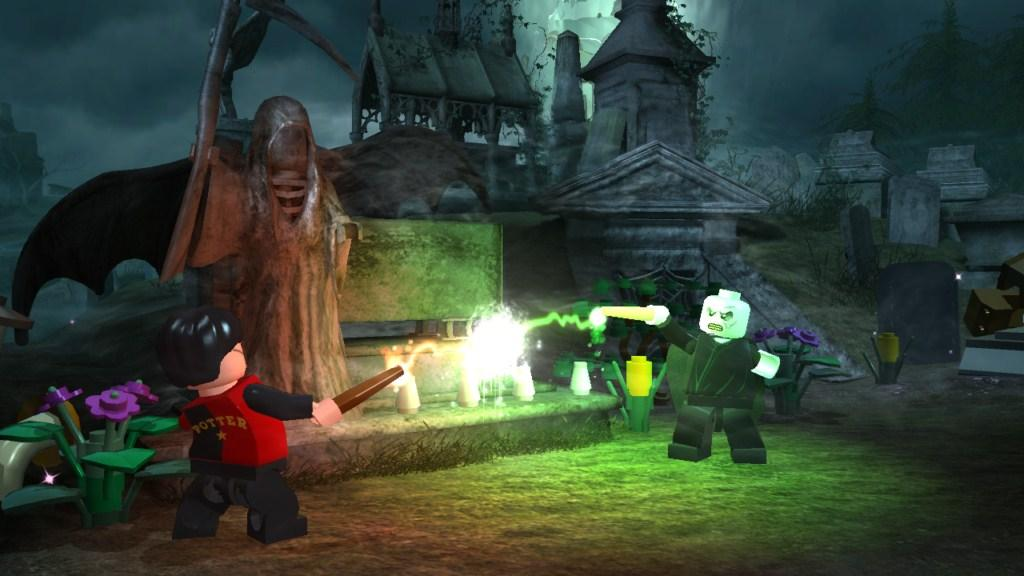 LEGO Harry Potter - Years 1-4 Review - Gaming Nexus