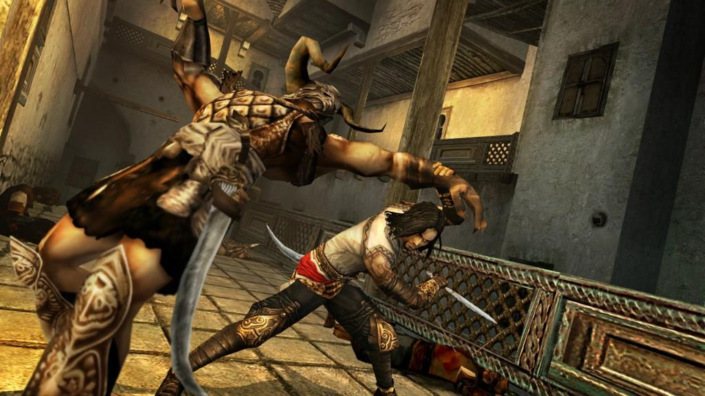 Prince Of Persia Trilogy Hd Review Gaming Nexus