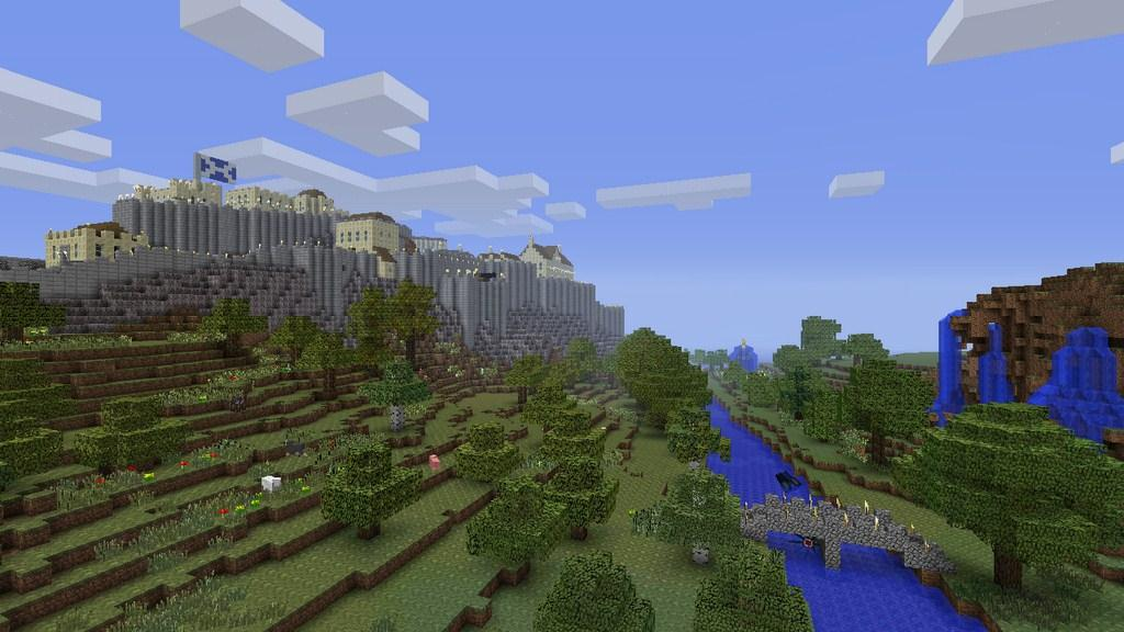 Minecraft: Xbox 360 Edition Review - Gaming Nexus