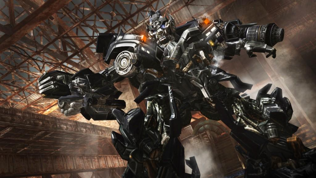 Transformers: Dark of the Moon Interview