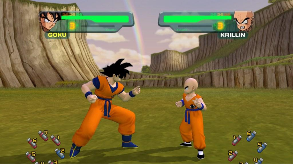 Dragon Ball Z Games - Y8.COM