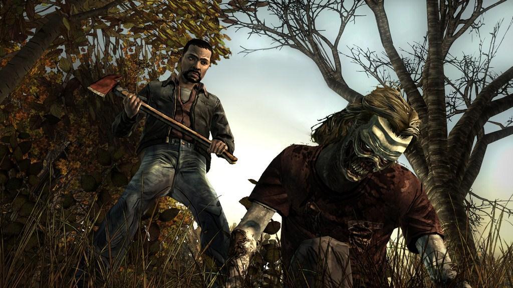 The Walking Dead: Long Road Ahead
