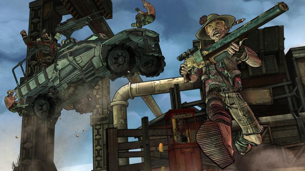 Tales from the Borderlands: Zero Sum