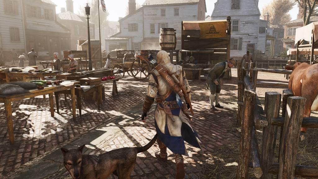 Assassin's Creed III Remastered,