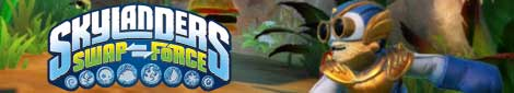 Skylanders SWAP Force (360)