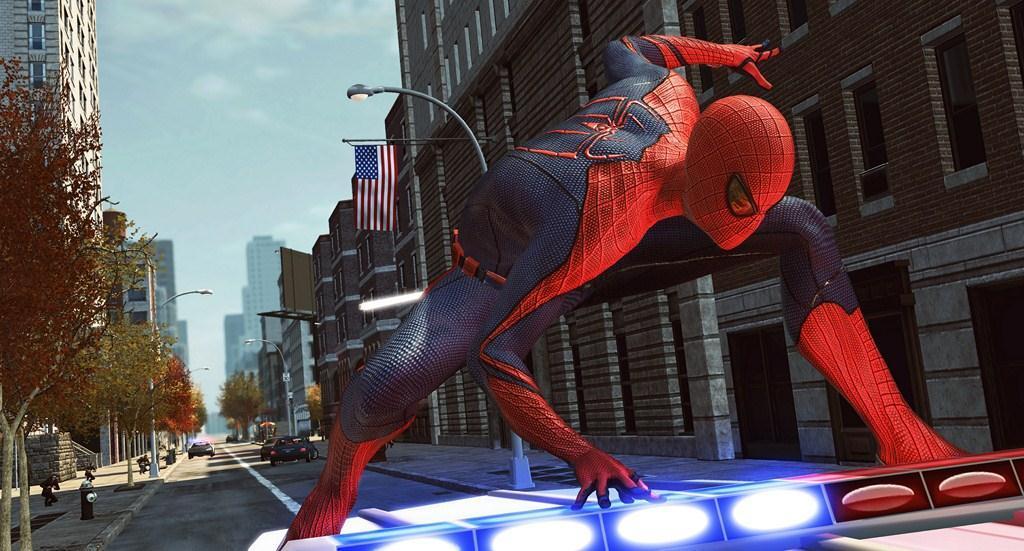 the amazing spiderman review gaming nexus