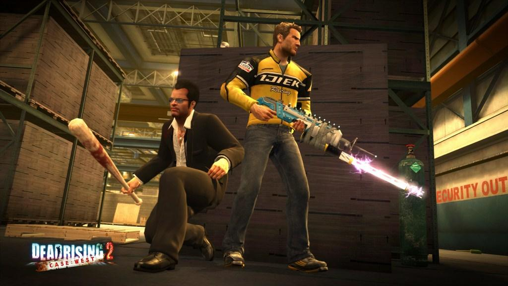 Dead Rising 2- Case: West