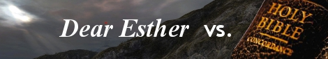 Dear Esther vs. The Bible