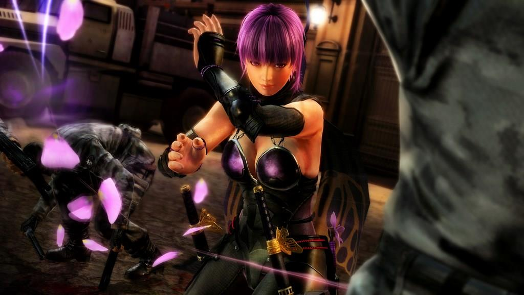 Ninja Gaiden 3 Razor S Edge Review Gaming Nexus