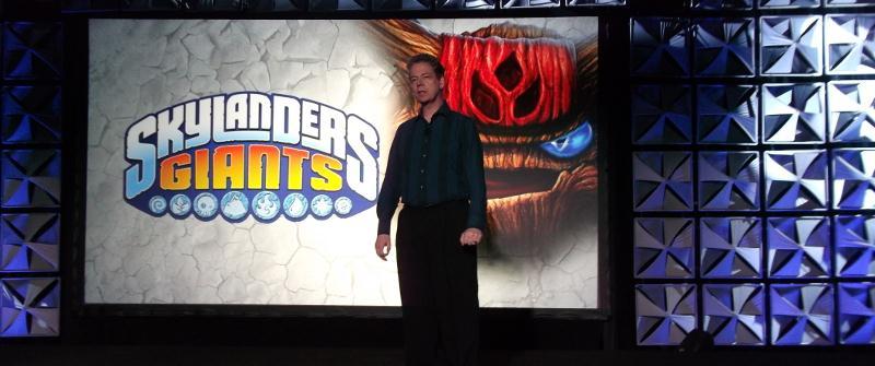 E3 2012: Skylanders Giants