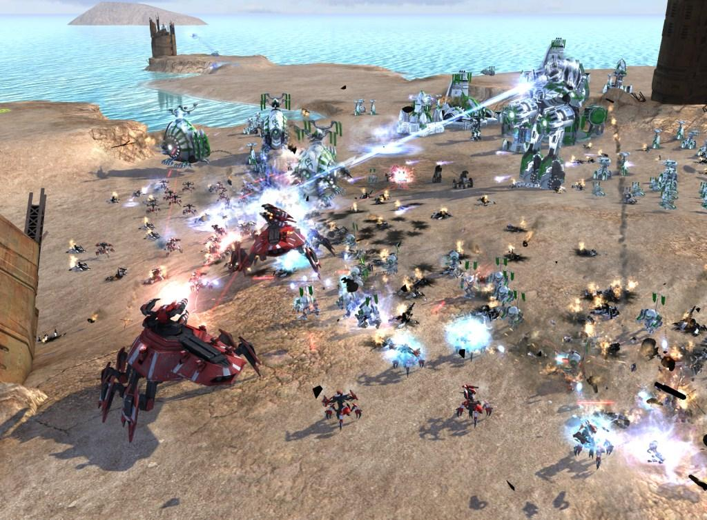 Supreme Commander 2 Interview