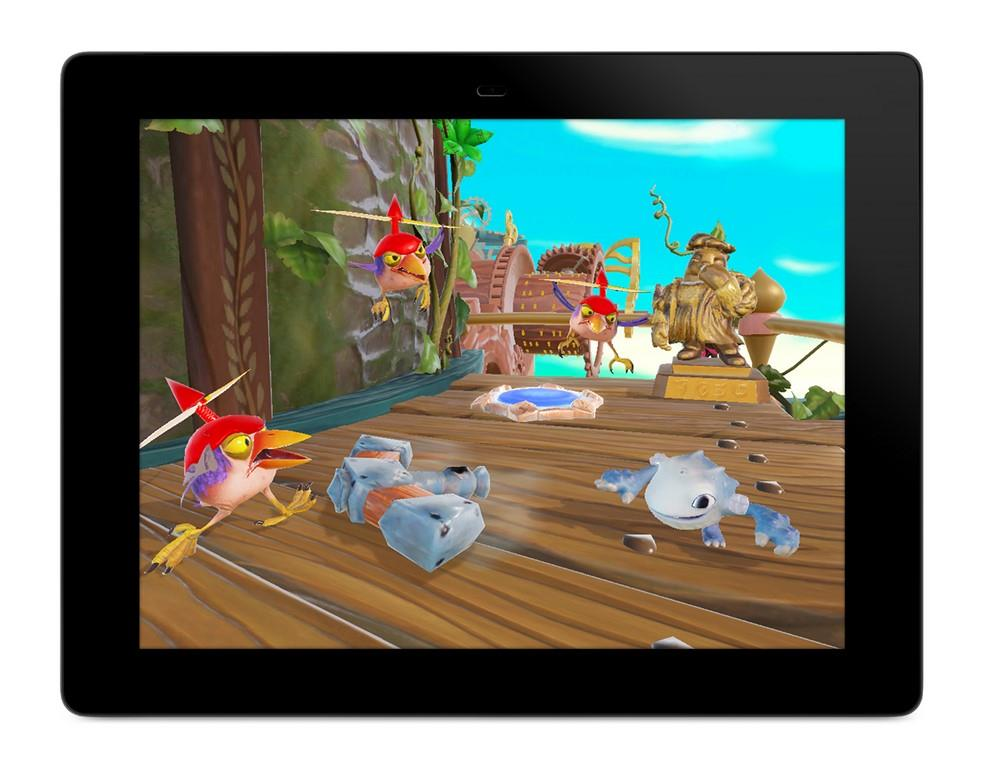 Skylanders: Trap Team (Tablet Version)