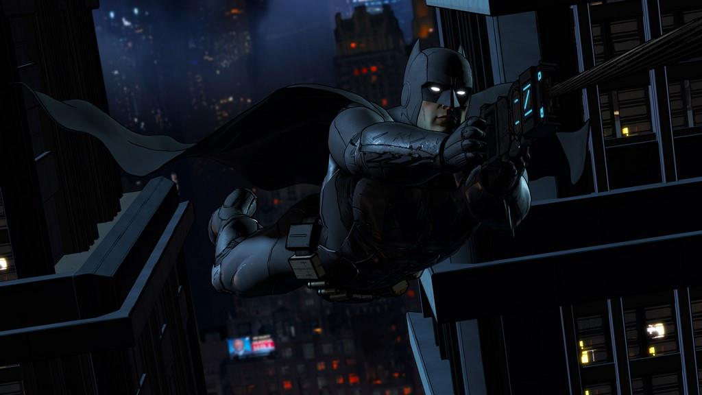 Batman - The Telltale Series: Episode 1: 'Realm of Shadows'