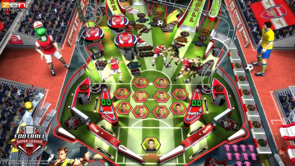 Super League Football