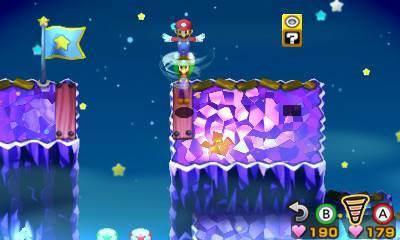 Mario Luigi Superstar Saga Review Gaming Nexus