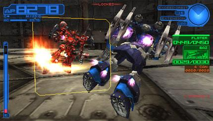 Nexus Armored Core Armored Core 3 Portable
