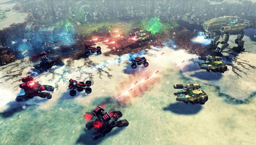 Command & Conquer 4: Tiberium Twilight