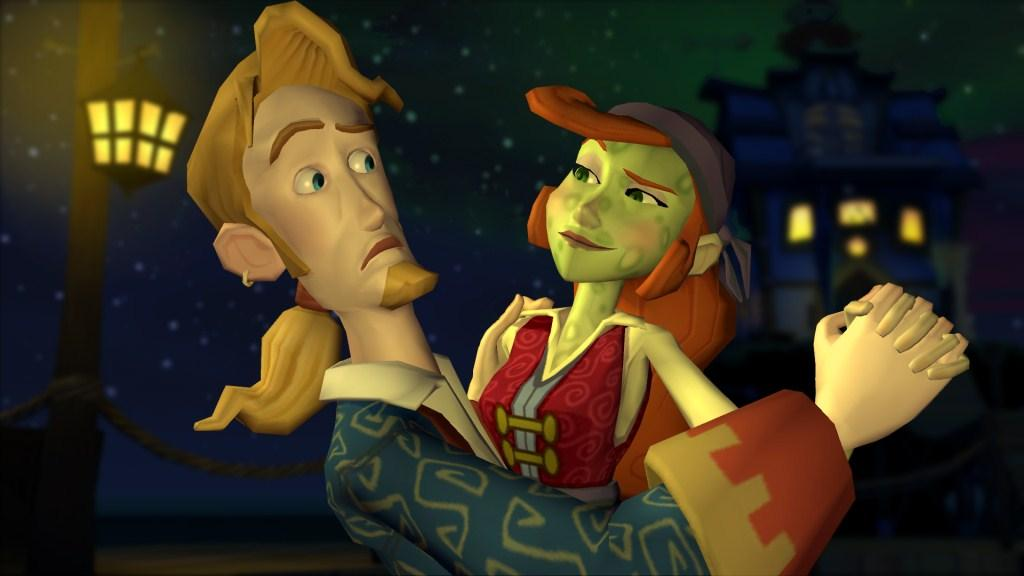 Tales of Monkey Island Chapter Four: The Trial and Execution of Guybrush Threepwood
