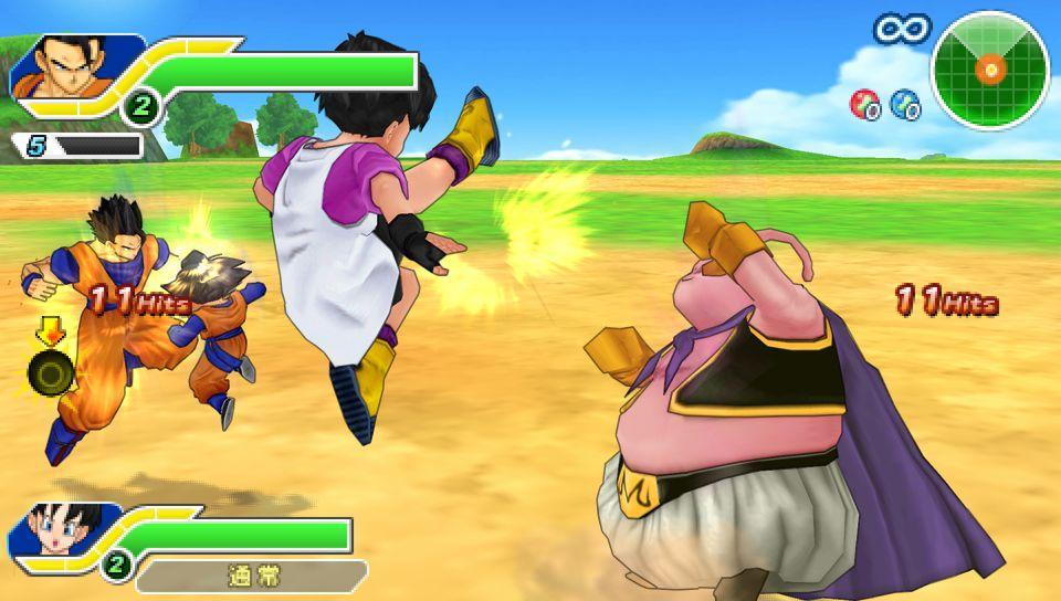 Dragon Ball Z: Tenkaichi Tag Team Review - Gaming Nexus