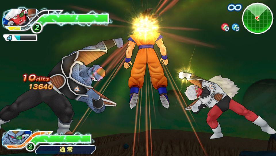 Dragon Ball Z: Tenkaichi Tag Team Review - Gaming Nexus
