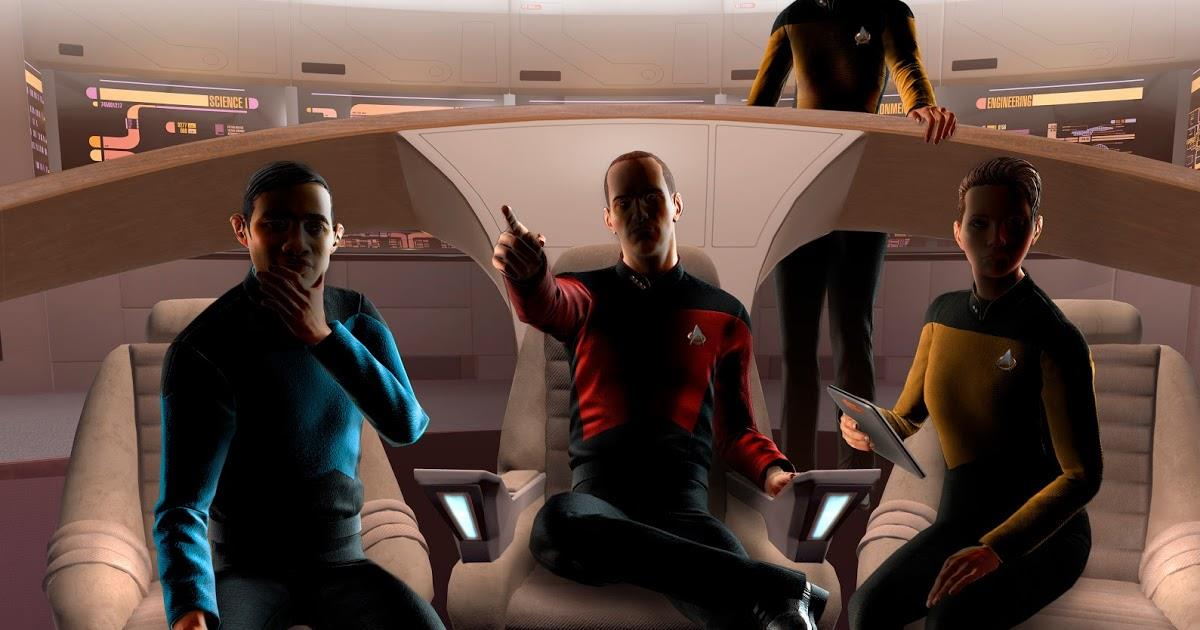 Star Trek: Bridge Crew The Next Generation DLC