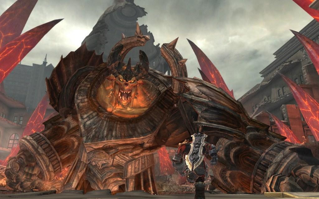 Darksiders: Wrath of War Review - Gaming Nexus