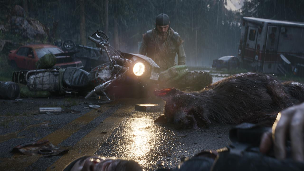 Reflecting on Days Gone in the Context of The Last of Us