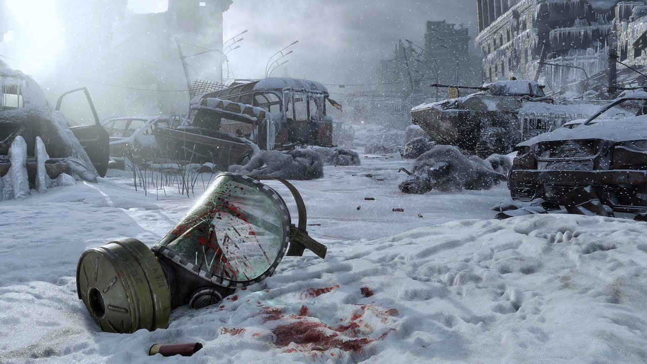 Metro Exodus DLSS Improvements