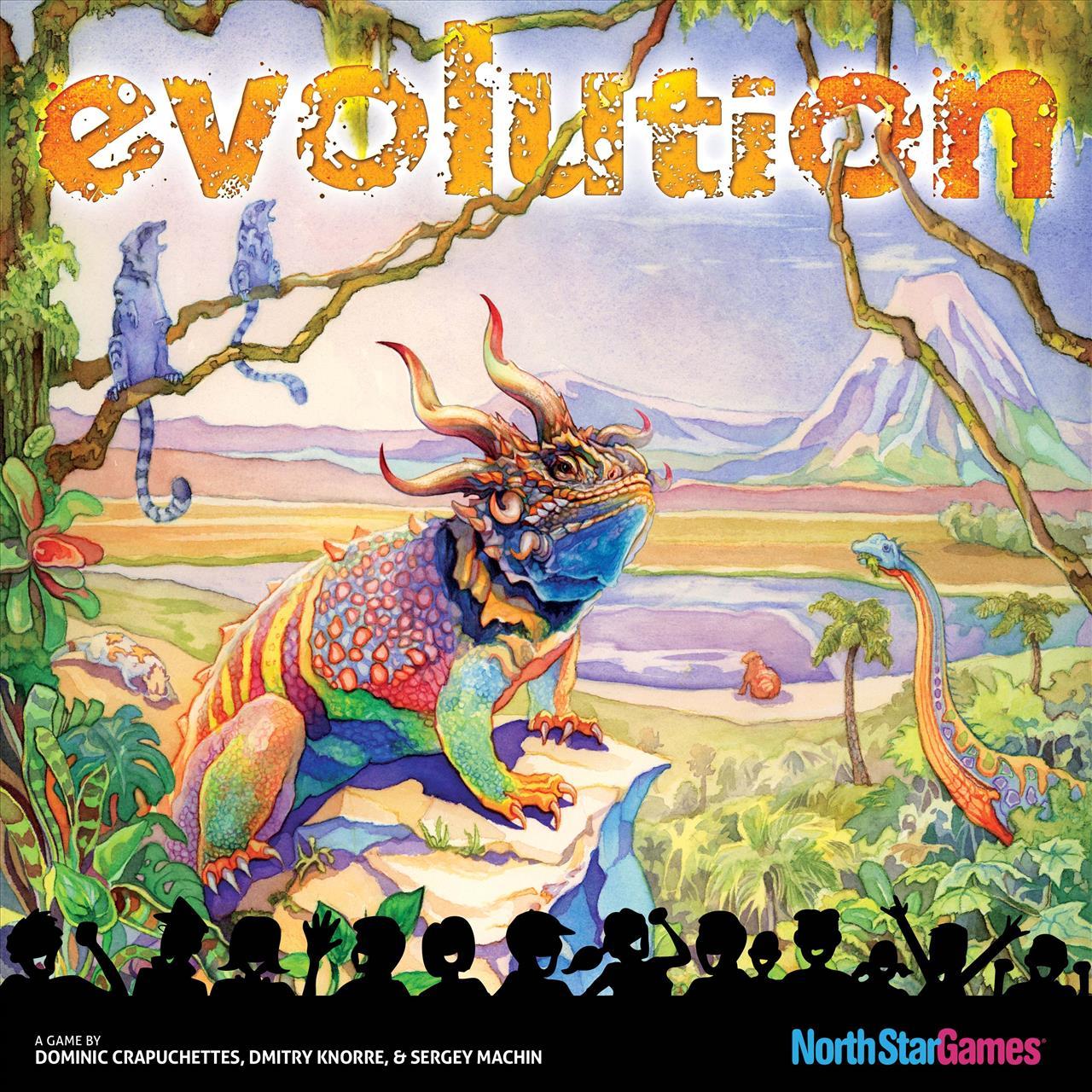 GenCon 2017: Evolution