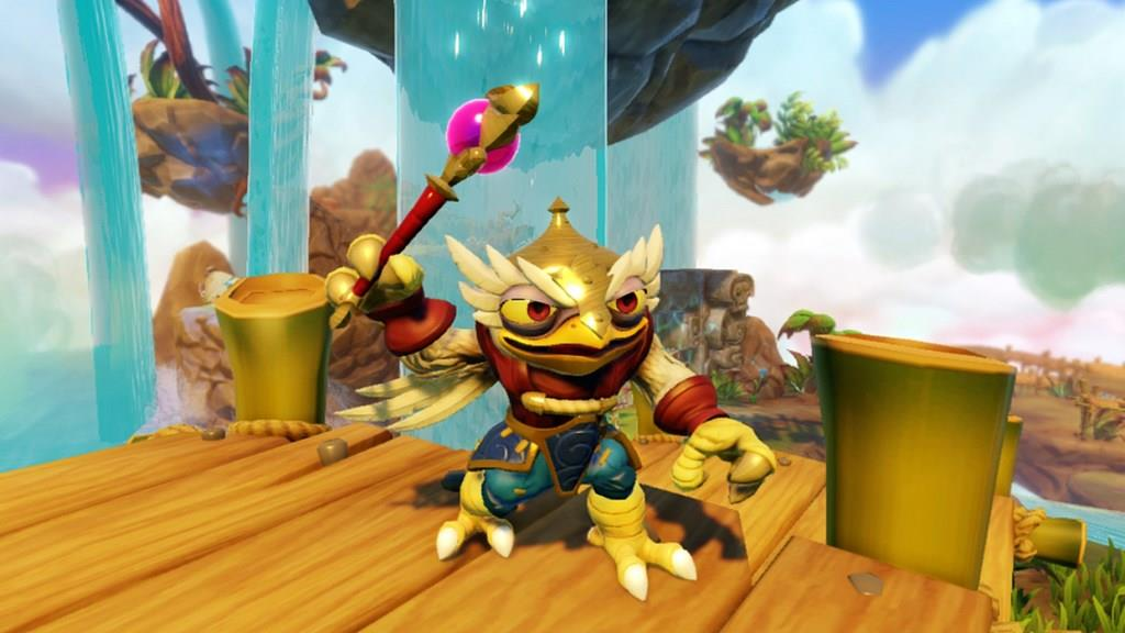 Pre E3 2013 Activision Press Event - Skylanders Swap Force