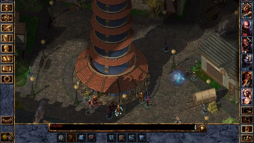 Baldur's Gate: Enhanced Edition Review - Gaming Nexus