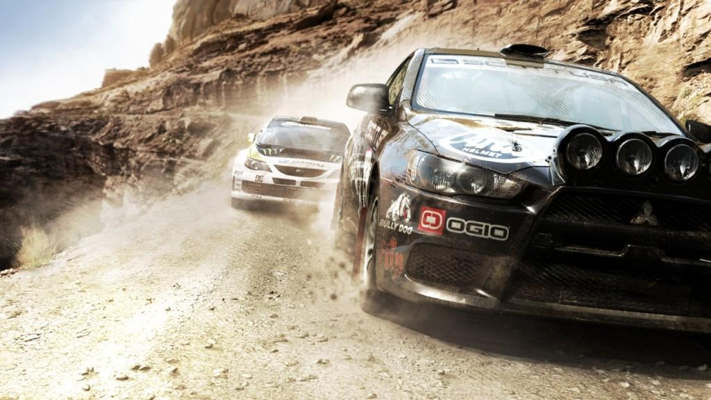 DiRT 3 Postmortem interview