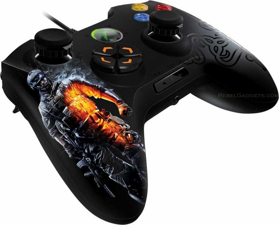 Razer Onza Tournament Edition Professional Gaming Controller (Battlefield 3 Edition)