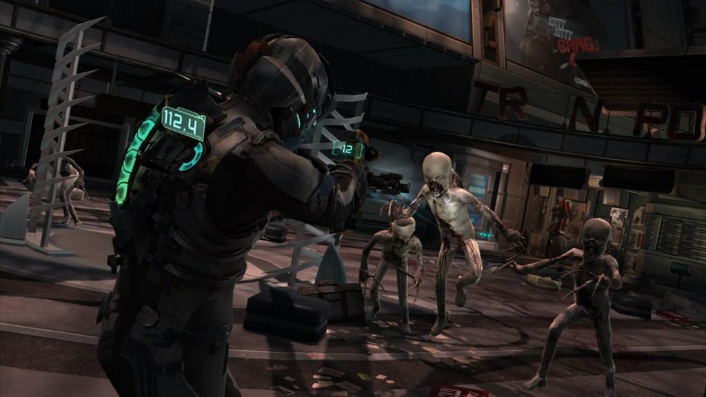 Dead Space 2 Multiplayer Beta