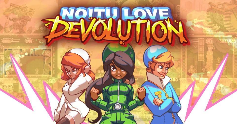 Noitu Love: Devolution (3DS)