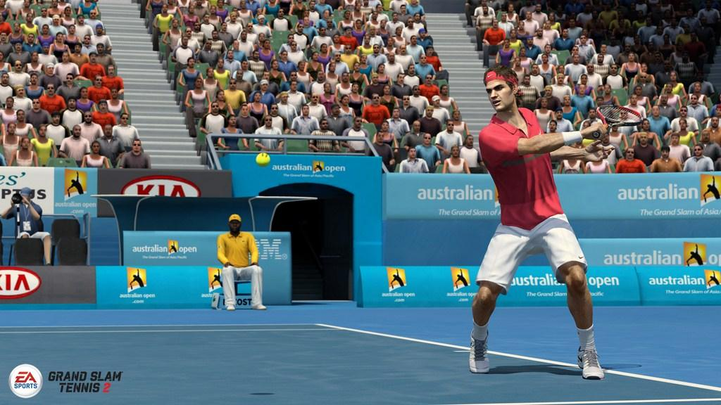 full grand slam tennis 2 pc  free