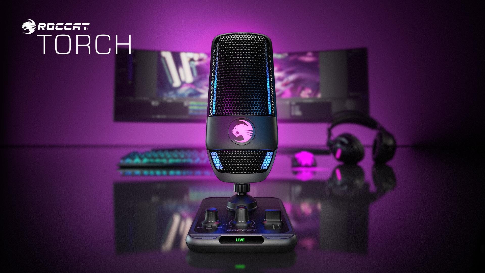 ROCCAT Torch Microphone