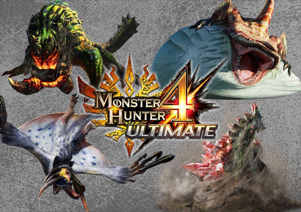 Monster hunter 4 ultimate review gaming nexus monster hunter 4 ultimate voltagebd Image collections