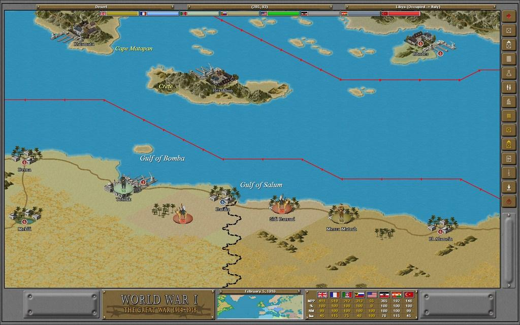 Strategic command wwi 1914 1918 the great war review gaming nexus strategic command wwi 1914 1918 the great war gumiabroncs Choice Image